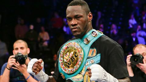 Wilder eager to prove he is the most dangerous heavyweight