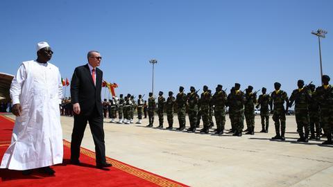 Turkey, Senegal ink $581M cooperation deals