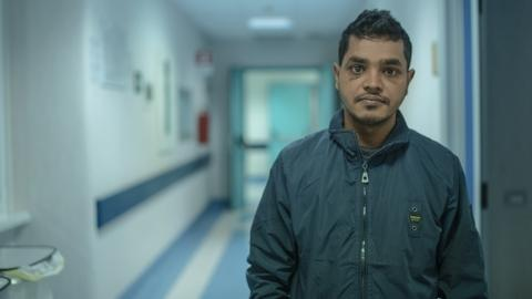 Mobbed and beaten in Rome, this Bangladeshi man refuses to go home