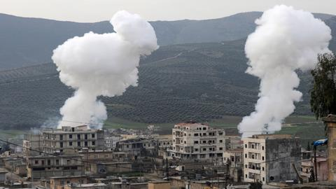 Turkish warplanes hit pro-Assad militants in Afrin - monitor