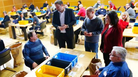 Germany awaits coalition blessing from SPD members