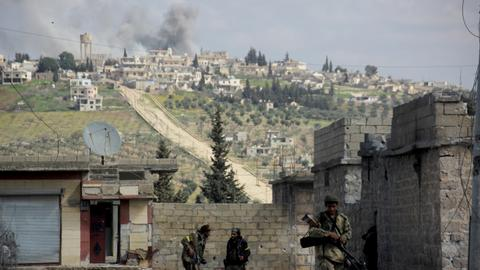 More areas liberated in Syria's Afrin