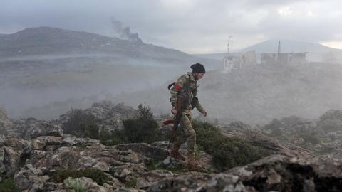 Turkey, Free Syrian Army clear five more villages in Syria's Afrin