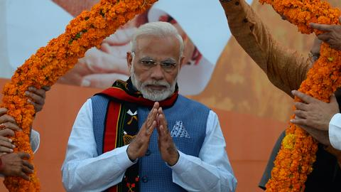 Modi's BJP wins India's northeast regional elections