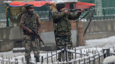 India announces conditional ceasefire in Kashmir for Ramadan