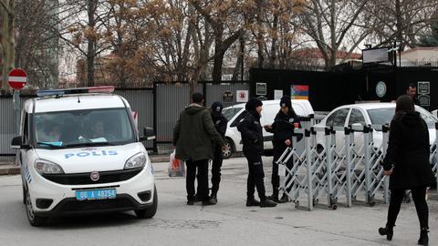 Turkey detains 16 suspects in anti-Daesh operation