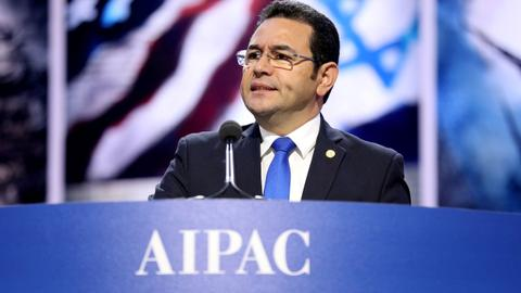 Guatemala to relocate its embassy in Israel to Jerusalem