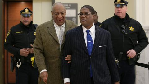 Judge in Cosby's retrial denies bid to throw out sex abuse charges