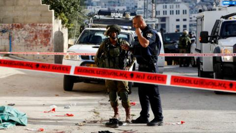 Violence flares in the West Bank and East Jerusalem