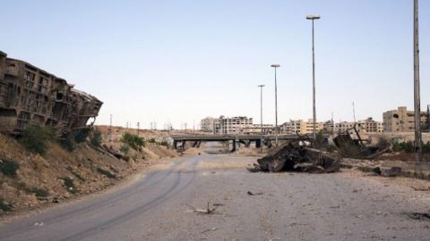 US admits its airstrike hit Syrian regime forces