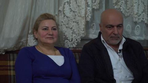 A Kurdish couple's love blossoms under Assad's torture