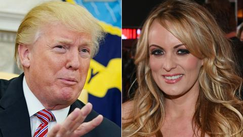 Trump wins gag order against Stormy Daniels, White House says