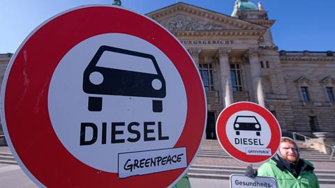 Germany release new figures from nitrogen dioxide-related deaths