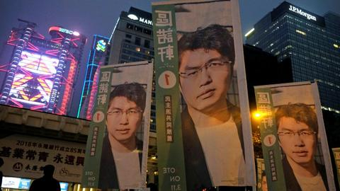 Democracy camp seeks to regain lost seats in Hong Kong by-election