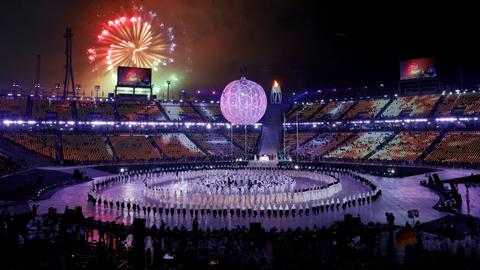 North Korea in focus as biggest Paralympics opens