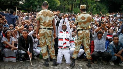 Civil strife in Ethiopia has the potential to destabilise the whole region
