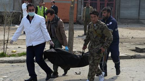 Daesh claims responsibility for Kabul suicide attack