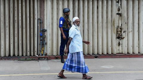 Sri Lanka to probe anti-Muslim riots, lift curfew