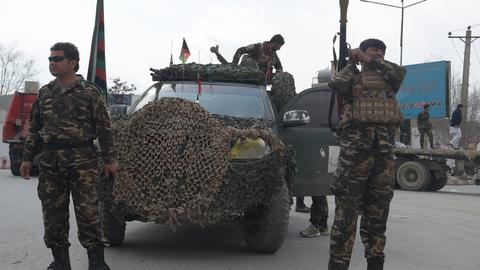 Taliban attack kills at least 18 Afghan soldiers in Farah province