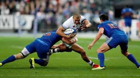 France beat uninspired England, Ireland win Six Nations title