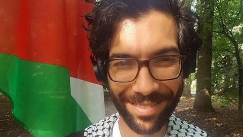 Why I'm walking from Sweden to Palestine