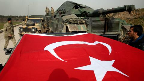 The clock is ticking on Turkey's Operation Olive Branch