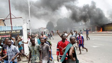 DR Congo death toll hits 44 as anti-Kabila protests continue