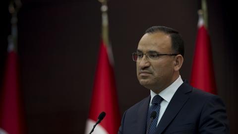 Turkey summons German ambassador over attacks on mosques