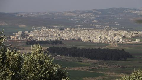 Turkish military encircles Afrin town centre