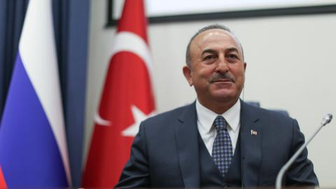 Turkey gets results by cooperating with Russia - Cavusoglu