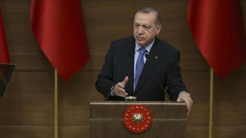 Afrin centre to be encircled by 'tonight' says President Erdogan