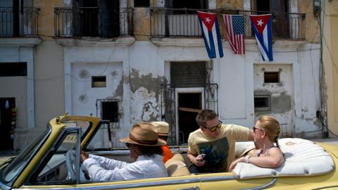 Cuban economy suffers from US restrictions