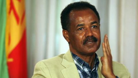 UN says hundreds of perceived opponents arrested in Eritrea
