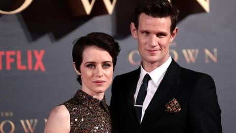 Claire Foy paid less than her male co-star in The Crown