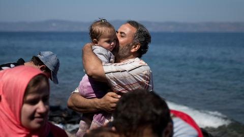 Seven years on, Syrian refugees still hope to go back home