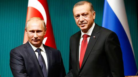Turkey's ties with Russia improve despite tensions