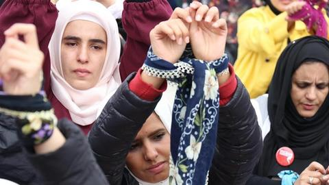 Over 13,000 Syrian women are victims of sexual torture in regime prisons