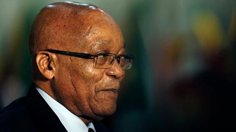 South Africa's former president Zuma to be prosecuted for corruption