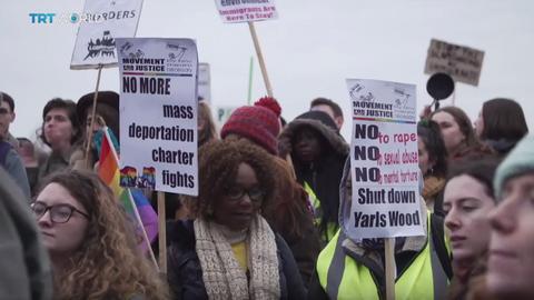 Refugees seeking asylum in Britain share their plight