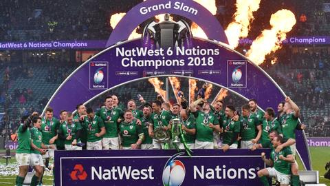 Ireland overpower England to seal Grand Slam