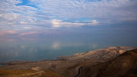 Dead Sea's revival with Red Sea canal edges closer to reality