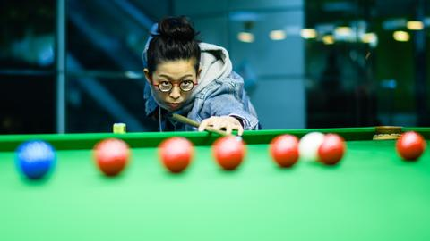 Snooker queen Ng wins third world title, setting up shot at men's title