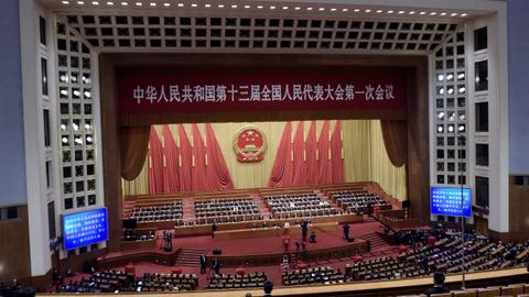 China elects new economic team as President Xi kicks off second term