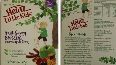 Australia court rules Heinz 'healthy' toddler food claim misleading