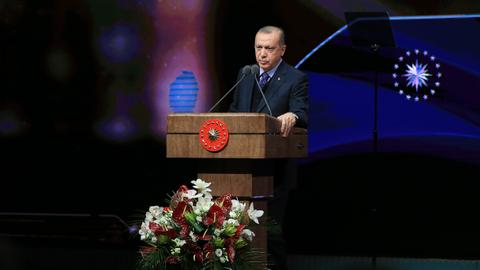 Turkey determined to eliminate terror groups along its borders - Erdogan
