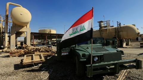 Iraq to increase oil income, decrease KRG's share