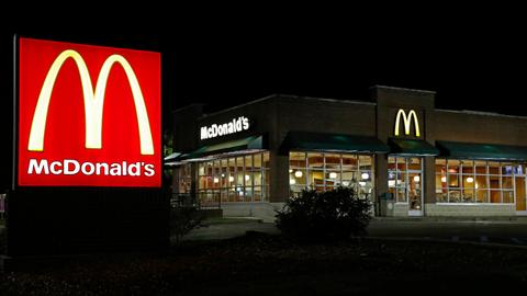 McDonald's shares tumble after cyclospora outbreak