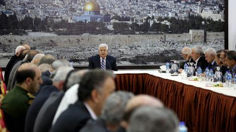 Palestinian govt urges Hamas to surrender Gaza control