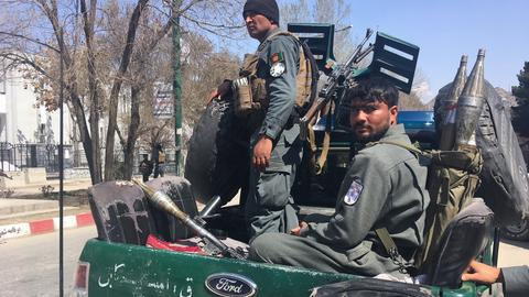 Suicide bomber kills at least 31 people in Kabul attack