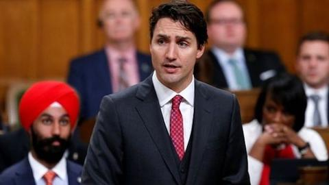 Canada's Trudeau will need left to prop up minority government
